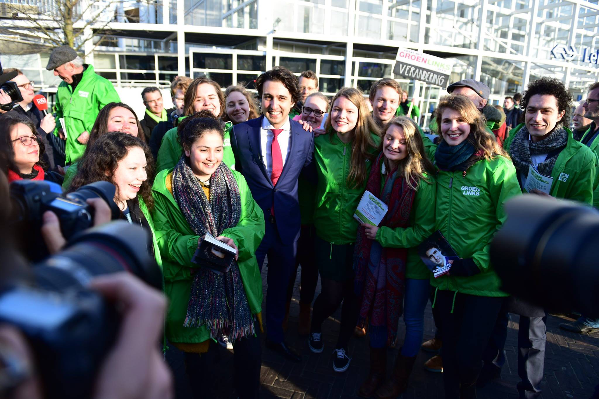 Netherlands Elections: Dutch Green Party GroenLinks Casts