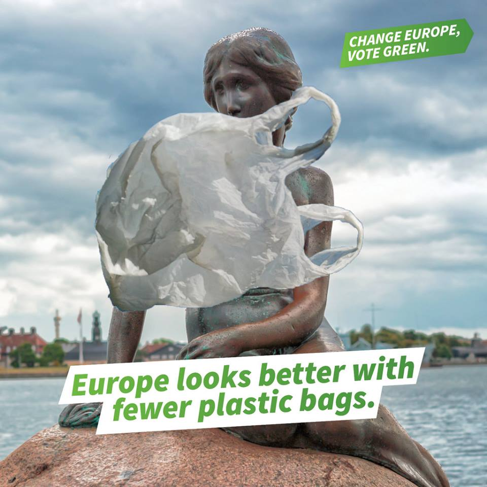 Europe looks better with fewer plastic bags