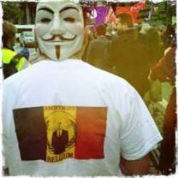 Vendetta mask was a symbol of opposition to ACTA