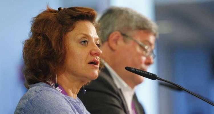 Monica Frassoni - EGP co-chair