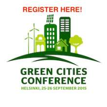 Green Cities Registration