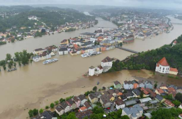 People living in affected regions in Austria, Czech Republic, Germany, Hungary and Slovakia have been evacuated from their homes.