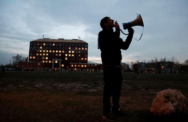 ©Bence Járdány - Student protests in Budapest, Hungary