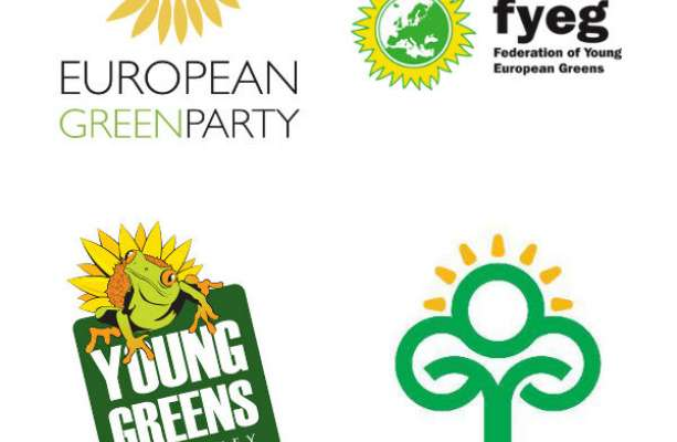 """""""We stand in solidarity with our Green friends in Turkey."""""""