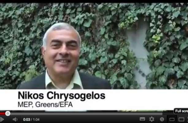 Nicos, MEP