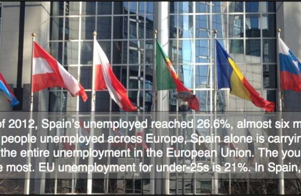 ©European Greens- Unemployment is far from equal across Europe. Some countries, and particularly their youth, are paying a price in this crisis that is unbearable.